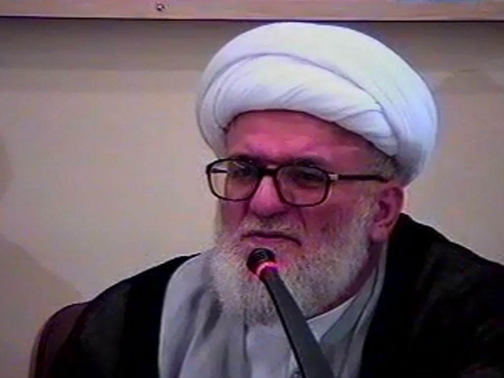 سیزدهمین کنفرانس وحدت تهران _ آیت الله تسخیری